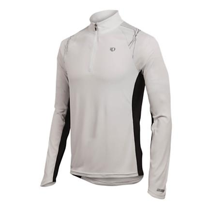 Mens Pearl Izumi Infinity In-R-Cool LS Long Sleeve 1/2 Zip Technical Tops