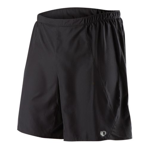 Mens Pearl Izumi Maverick 2 in 1 Short 2-in-1 Shorts - Black M