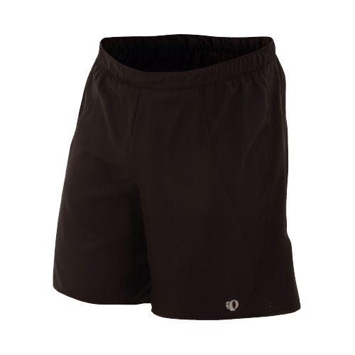 Mens Pearl Izumi Maverick 2 in 1 Short 2-in-1 Shorts - Black/Black M