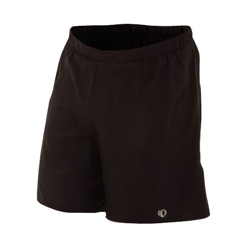 Mens Pearl Izumi Maverick 2 in 1 Short 2-in-1 Shorts - Black/Black S