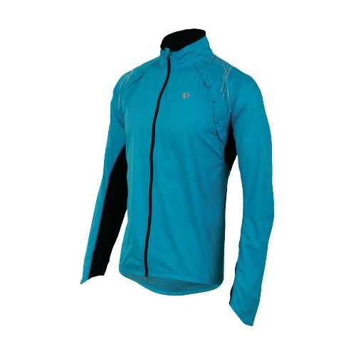 Mens Pearl Izumi Infinity Jacket Running Jackets - Electric Blue/Black XL