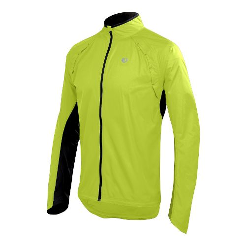 Mens Pearl Izumi Infinity Jacket Running Jackets - Screaming Yellow S