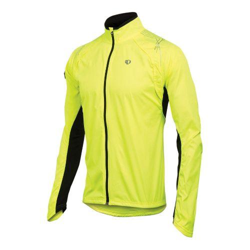 Mens Pearl Izumi Infinity Jacket Running Jackets - Screaming Yellow/Black L