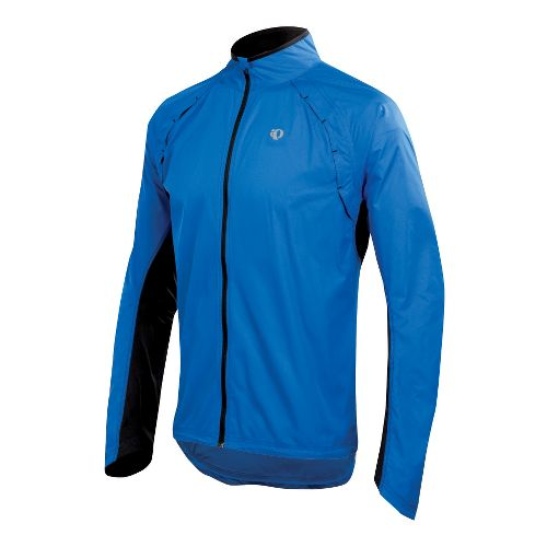 Mens Pearl Izumi Infinity Jacket Running Jackets - True Blue/Black M