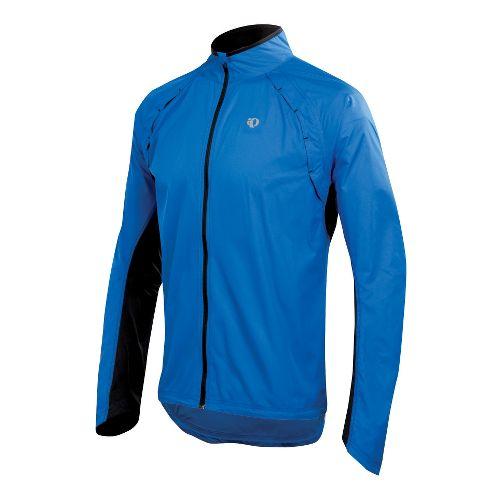 Mens Pearl Izumi Infinity Jacket Running Jackets - True Blue/Black XL