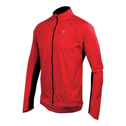 Mens Pearl Izumi Infinity Jacket Running Jackets - True Red S