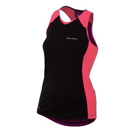 Womens Pearl Izumi Infinity In-R-Cool Singlet Technical Tops