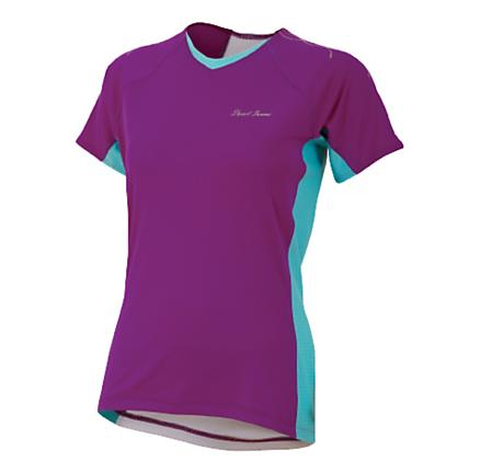 Womens Pearl Izumi Infinity In-R-Cool Short Sleeve Technical Tops