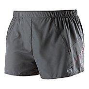 Womens Pearl Izumi Infinity Split Lined Shorts