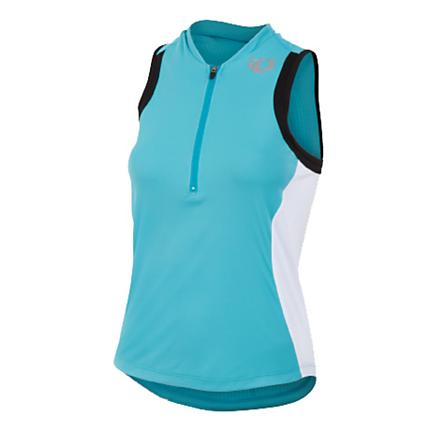Womens Pearl Izumi SELECT Tri SL Jersey Sleeveless Technical Tops