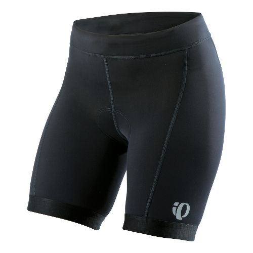 Womens Pearl Izumi SELECT Tri Fitted Shorts - Black XL