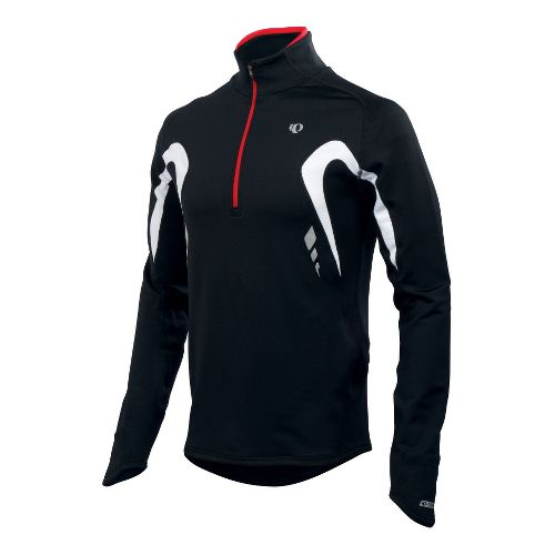 Mens Pearl Izumi Fly Thermal Technical Tops - Black XL