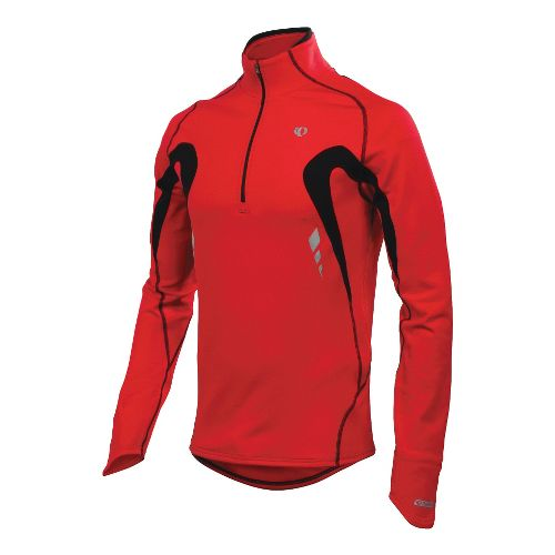 Mens Pearl Izumi Fly Thermal Technical Tops - True Red M