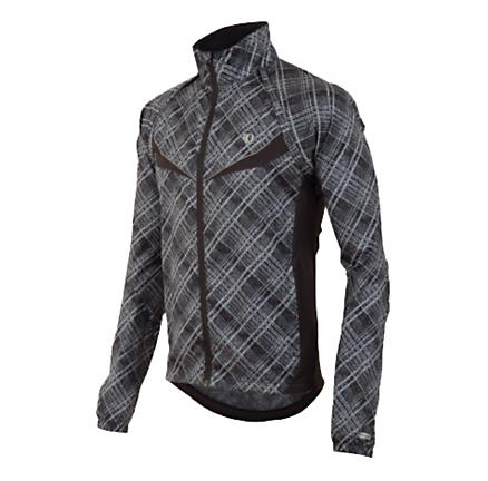 Mens Pearl Izumi ELITE Barrier Convertible Jacket Outerwear Jackets
