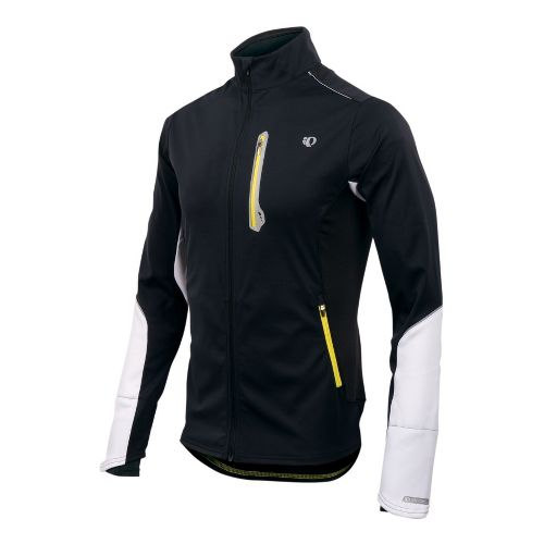 Mens Pearl Izumi Infinity Softshell Jacket Running - Black/White M