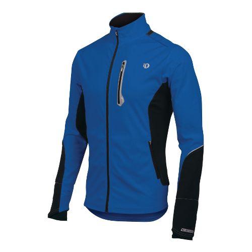 Mens Pearl Izumi Infinity Softshell Jacket Running - True Blue/Black L