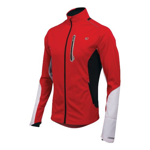 Mens Pearl Izumi Infinity Softshell Jacket Running - True Red/Black L