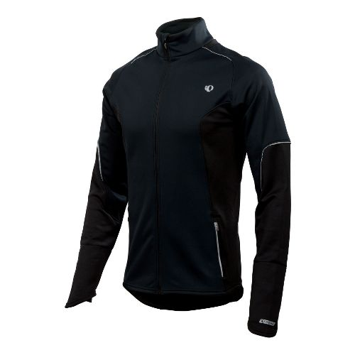 Mens Pearl Izumi Infinity Windblocking Running Jackets - Black M