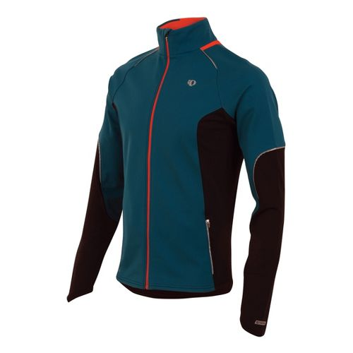 Mens Pearl Izumi Infinity Windblocking Running Jackets - Petrol Blue L