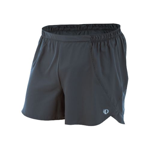 Mens Pearl Izumi Infinity Short Splits Shorts - Shadow Grey/Shadow Grey M