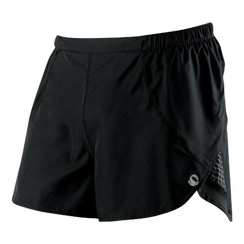Mens Pearl Izumi Infinity Split Short Splits Shorts - Black XL