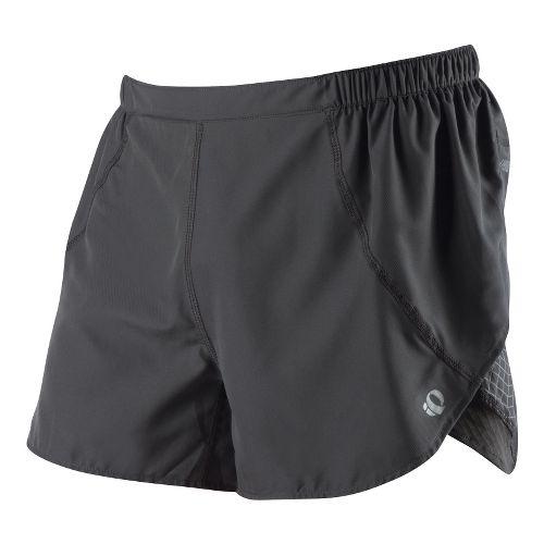 Mens Pearl Izumi Infinity Split Short Splits Shorts - Shadow L