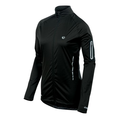 Womens Pearl Izumi Fly Jacket Running Jackets - Black XS