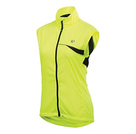 Womens Pearl Izumi Elite Barrier Vest Running Vests