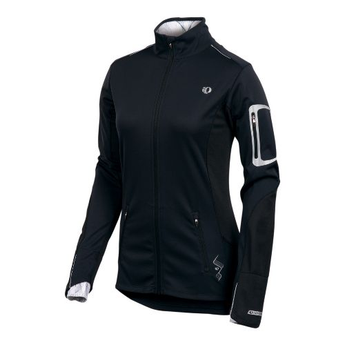 Womens Pearl Izumi Infinity Softshell Running Jackets - Black XS
