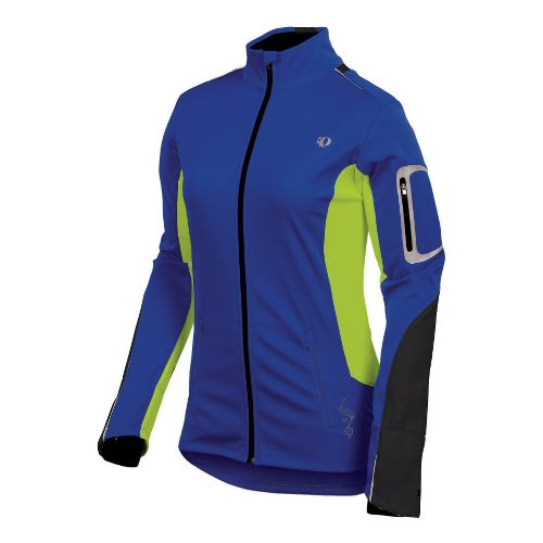 Womens Pearl Izumi Infinity Softshell Running Jackets - Dahlia/Black XL