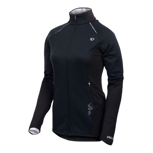 Womens Pearl Izumi Infinity Windblocking Running Jackets - Black M