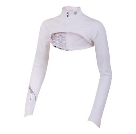 Womens Pearl Izumi Infinity Shrug Long Sleeve Full Zip Technical Tops