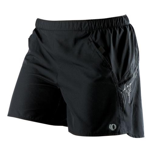 Womens Pearl Izumi Infinity LD Short Lined Shorts - Black/Black M