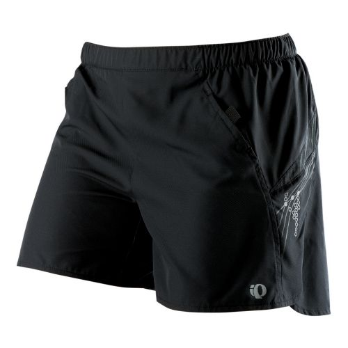 Womens Pearl Izumi Infinity LD Short Lined Shorts - Black/Black XS