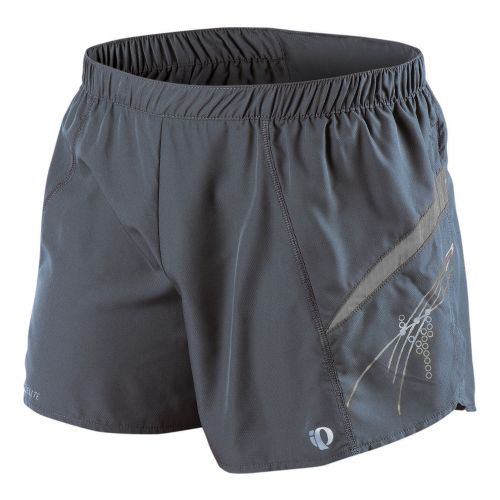 Womens Pearl Izumi Infinity Short Lined Shorts - Shadow Grey M