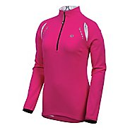 Womens Pearl Izumi Aurora Thermal Top Long Sleeve 1/2 Zip Technical Tops