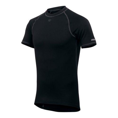Mens Pearl Izumi Thermal SS Baselayer Short Sleeve Technical Tops - Black XL