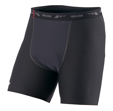 Mens Pearl Izumi Barrier Liner Boxer Brief Underwear Bottoms