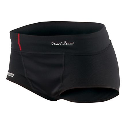Womens Pearl Izumi Barrier Liner Boy Short Underwear Bottoms