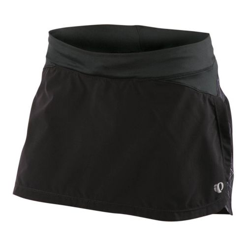Womens Pearl Izumi Infinity Run Skirt Skort Fitness Skirts - Black L