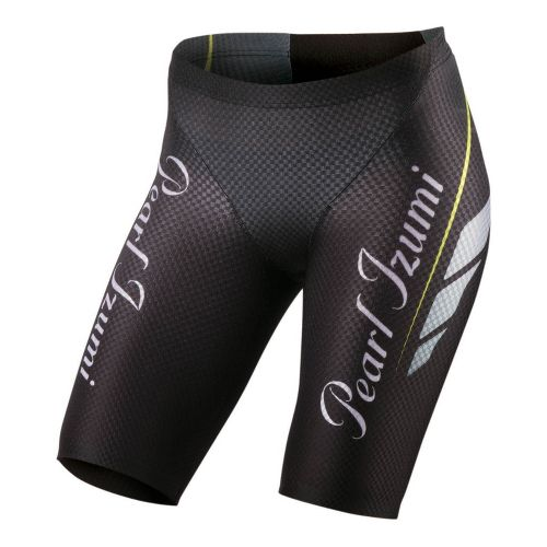 Womens Pearl Izumi Pro In-R-Cool Tri Short Fitted Shorts - Black S