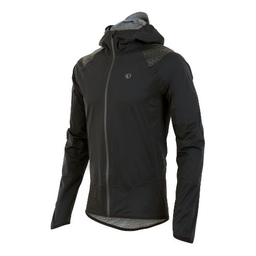 Mens Pearl Izumi Ultra Barrier WxB Running Jackets - Black M