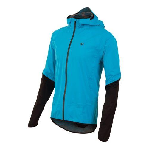 Mens Pearl Izumi Ultra Barrier WxB Running Jackets - Electric Blue XL