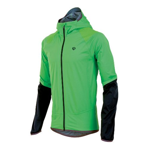 Mens Pearl Izumi Ultra Barrier WxB Running Jackets - Fairway L