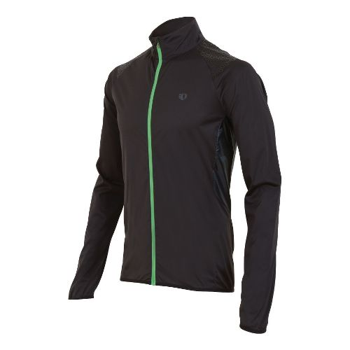 Mens Pearl Izumi Ultra Jacket Running - Black XXL