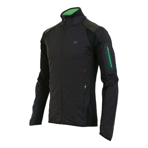 Mens Pearl Izumi Ultra Windblocking Running Jackets - Black XL