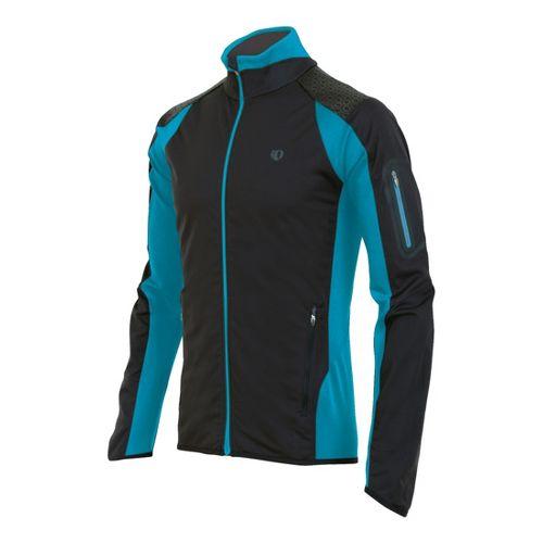 Mens Pearl Izumi Ultra Windblocking Running Jackets - Electric Blue S