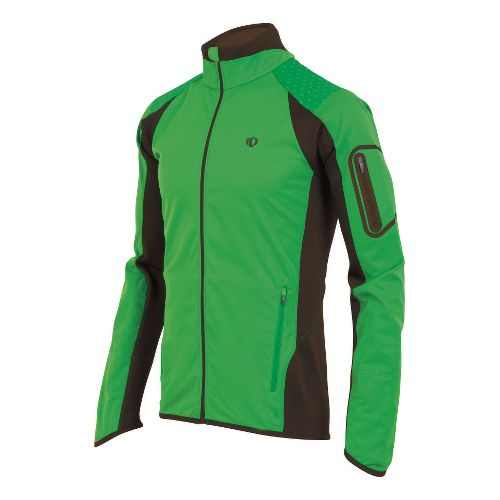 Mens Pearl Izumi Ultra Windblocking Running Jackets - Fairway/Silt S