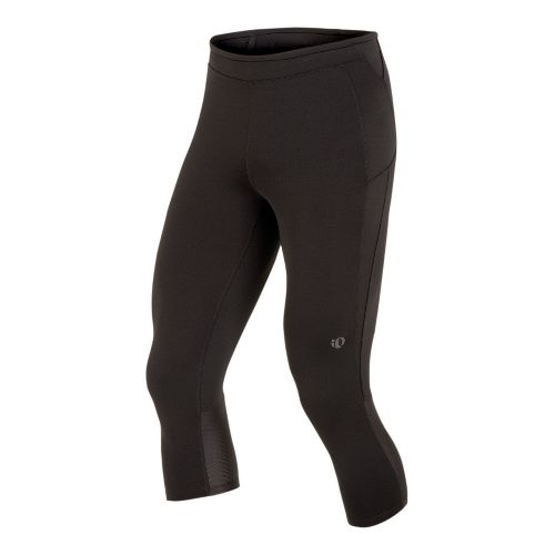 Mens Pearl Izumi Ultra 3/4 Tight Capri Tights - Black S