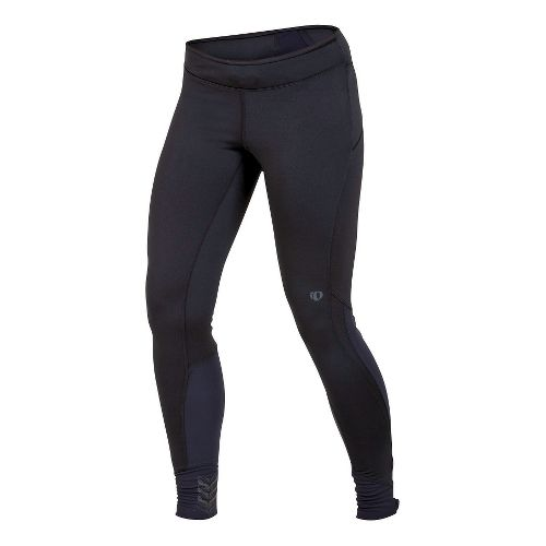 Womens Pearl Izumi Ultra Tight Fitted Tights - Black XS
